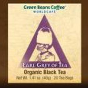 Earl Grey Of Tea from Green Beans Coffee WorldCafe