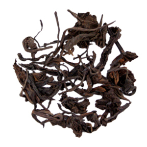 Wild Leaf, Sheng Pu-erh 1998 from Red Blossom Tea Company