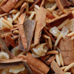 Spicy Romance Ginger-Cinnamon Tisane from Kizmi Tea