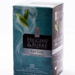 Earl Grey from Higgins & Burke