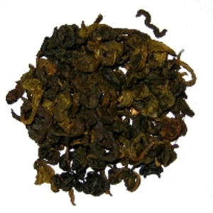 Blueberry Green Tea from Angelina's Teas