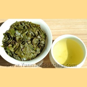 2010 Autumn &quot;Jin Guan Yin&quot; Anxi Oolong Tea from Yunnan Sourcing