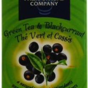 Green Tea & Blackcurrant from London Fruit & Herb Teas