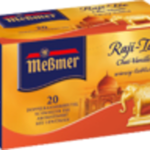 Raji-Tea from Meßmer