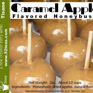 Caramel Apple Honeybush from 52teas