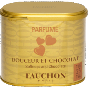 Softness and Chocolate - Douceur et Chocolat from Fauchon