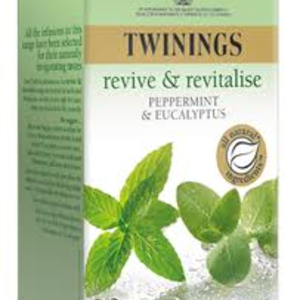 Peppermint and Eucalyptus from Twinings