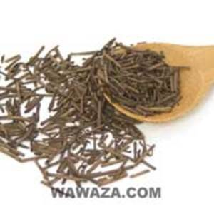 Gourmet Hojicha (Kuki Hojicha) Organic Roasted Green Tea from Wawaza.com