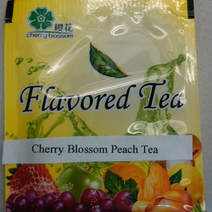 Japanese Cherry Blossom Peach tea from Healthy Tea Store