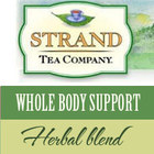 Whole Body Support from Strand Tea Company