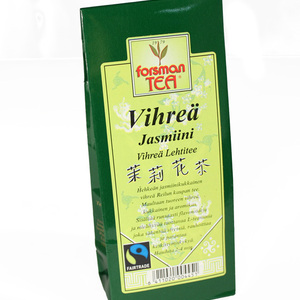 Vihreä Jasmiini - Green Jasmine Tea from Forsman Tea