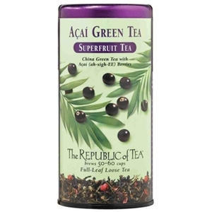 Acai Green from The Republic of Tea