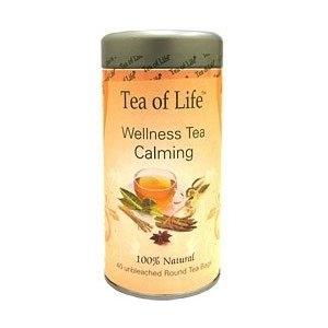 Calming Tea from Tea of Life Wellness Teas
