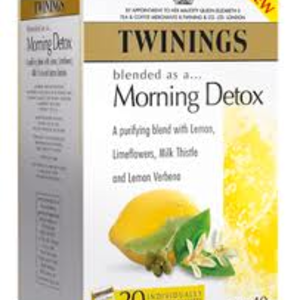 Morning Detox from Twinings