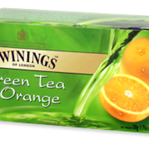 Green Tea & Orange from Twinings