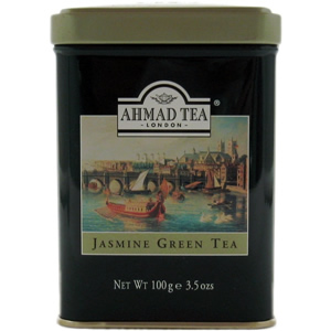 Jasmine Green Tea from Ahmad Tea