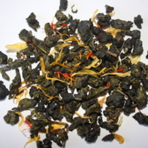 Pineapple Oolong from Tea Licious