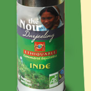 Th Noir Darjeeling (Inde) from Ethiquable