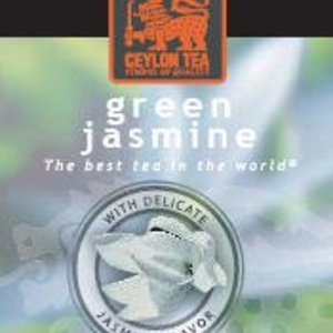 ceylon green jasmine from The Original Ceylon Tea Co.