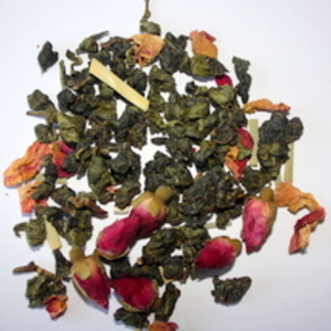 Rose Oolong from Tea Licious