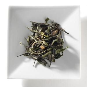 Organic White Peony from Mighty Leaf Tea