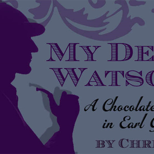 My Dear Watson from Adagio Teas