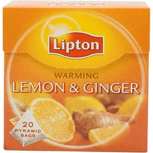 Lemon and Ginger from Lipton