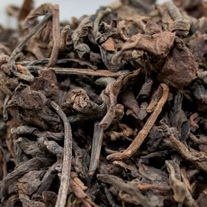 1996 Shou Pu-erh, Loose-leaf from Red Blossom Tea Company
