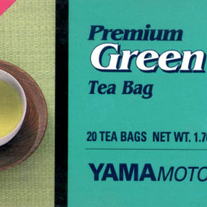 Green Tea from Yamamotoyama
