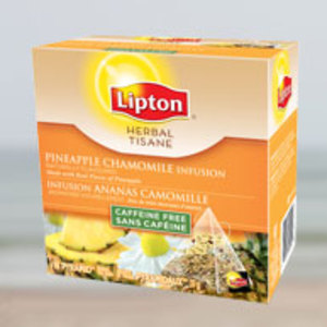 Pineapple Chamomile Infusion from Lipton