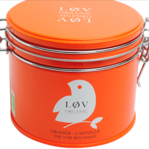 Orange - Cinnamon from Løv Organic