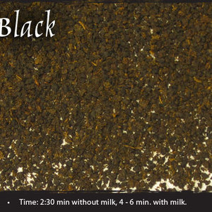 Serengeti Black from Shanti Tea
