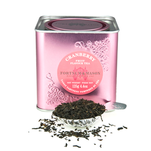 Black Tea with Cranberry from Fortnum &amp; Mason