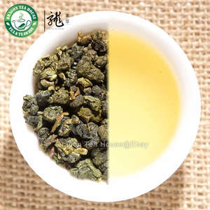 Premium Taiwan Milk Oolong * Silk Oolong from Dragon Tea House