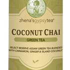 Coconut Chai Green Tea from Zhena's Gypsy Tea