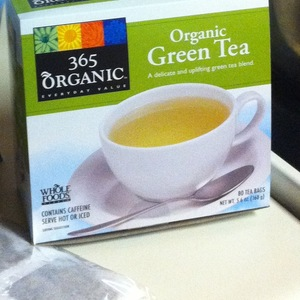 Organic Green Tea from 365 Organic