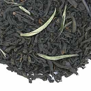 Puerh Earl Grey from Red Leaf Tea