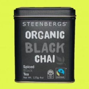 Organic Black Chai from Steenbergs (Tea Merchant)