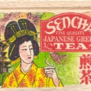 Sencha premium japanese green tea high quality tea from MlesnA