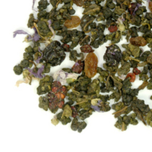 Plum Oolong from Teaopia