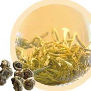 Jasmine Pearls (Gold Medal Winner) from Numi Organic Tea