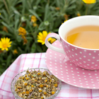 Organic Yellow Meadow from The Rabbit Hole Organic Tea Bar