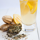 Organic Lemon Aid from The Rabbit Hole Organic Tea Bar