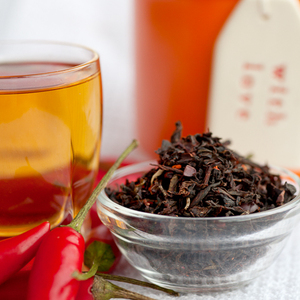 Organic Fiery Temptress from The Rabbit Hole Organic Tea Bar