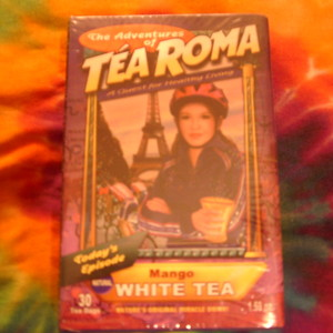 Mango WHITE Tea from Roma Tea Company Pittsburg Pa