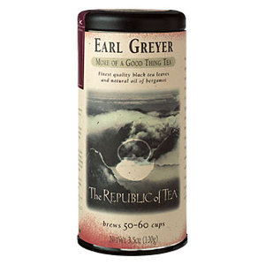 Earl Greyer from The Republic of Tea