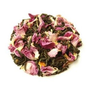 Organic Rose Grey from Tea Palace
