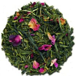 Sencha Kyoto Cherry Rose Festival from Culinary Teas