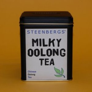 Milky Oolong from Steenbergs (Tea Merchant)