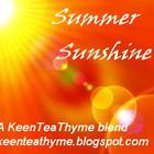 San Diego Sunshine from Keen Tea Thyme